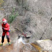 canyon canyoning suspendu pere noel pays de gex geneve lausanne nyon ain bugey jura-34