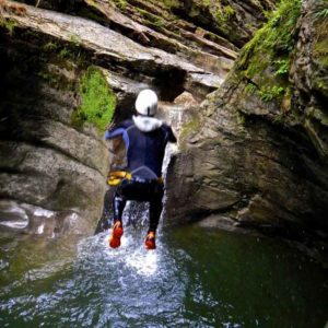 Vos descentes de Canyoning saint claude jura