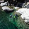 VIP Tour Canyoning jura bugey pays de gex geneve lausanne nyon lyon