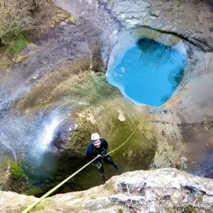 canyoning performance saint claude jura grosdar integral