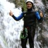 canyoning canyon rafting canoe proche pays de gex geneve lausanne nyon jura st claude bugey chaley lyon grosdar coiserette tessin guide famille enfants ados amis evg evjf anniversaire 47