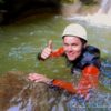 canyoning canyon rafting canoe proche pays de gex geneve lausanne nyon jura st claude bugey chaley lyon grosdar coiserette tessin guide famille enfants ados amis evg evjf anniversaire 51