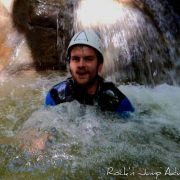 canyoning canyon rafting canoe proche pays de gex geneve lausanne nyon jura st claude bugey chaley lyon grosdar coiserette tessin guide famille enfants ados amis evg evjf anniversaire 63