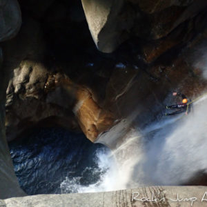 Stage Canyoning dans le Tessin suisse geneve lausanne nyon