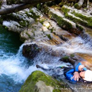 canyoning canyon rafting canoe proche pays de gex geneve lausanne nyon jura st claude bugey chaley lyon grosdar coiserette tessin guide famille enfants ados amis evg evjf anniversaire 71