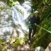 canyoning canyon rafting canoe proche pays de gex geneve lausanne nyon jura st claude bugey chaley lyon grosdar coiserette tessin guide famille enfants ados amis evg evjf anniversaire 89