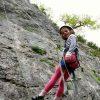 Cours Escalade en falaise Scolaire Périscolaire pays de gex geneve lausanne nyon lyon annemasse