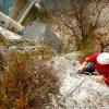 via ferrata hiver fort l ecluse guinguette hostiaz hivernal station ski monts jura plateau retord pas de neige luge-3