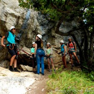 stage escalade canyonin camp été jura geneve lausanne nyon pays de gex