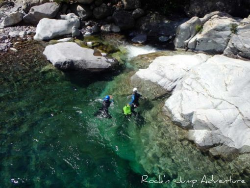 VIP Tour Canyoning, Rock Climbing jura