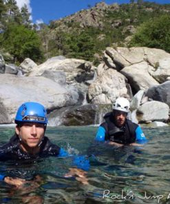 VIP Tour Crazy Packs Canyoning - Via Ferrata jura geneve lausanne nyon lyon