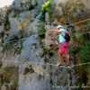 VIP Tour Maxi Crazy Packs Canyoning Escalade Via Ferrata jura geneve lausanne nyon lyon