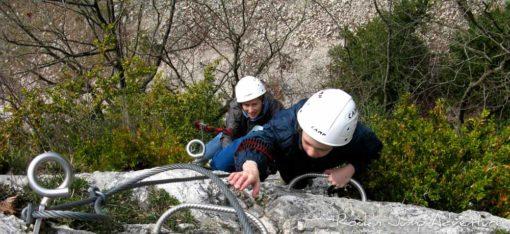 Crazy Packs canyoning via ferrata jura saint claude pays de gex geneve lausanne nyon lyon