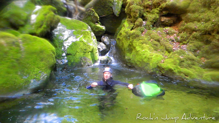 canyoning jura saint claude bugey pissevieille-1