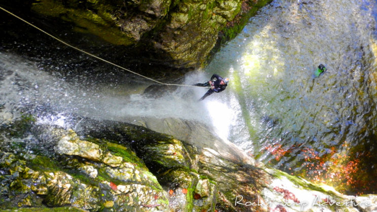 canyoning jura saint claude bugey pissevieille