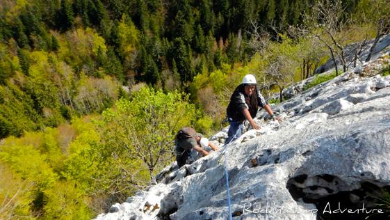 Sentier Du Vertige La Chaux Du Dombief Jura Rock N Jump Adventure