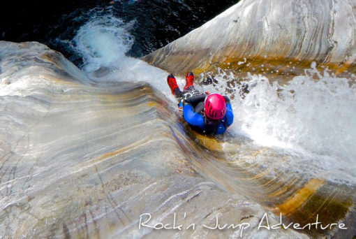 stage canyoning tessin suisse