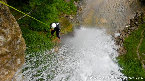 Descente du Canyon du Grosdar Intégral