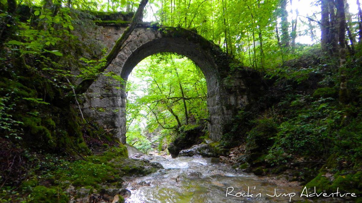 canyoning grosdar intégral saint claude jura-3
